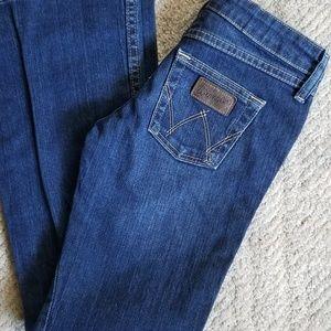 Girls wrangler jeans